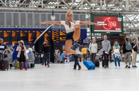 Emma Gourlay  - Female Dancer