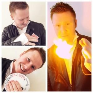 David Masters Magician - Cabaret Magician