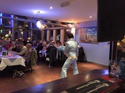 Chris Field as Elvis - Elvis Impersonator