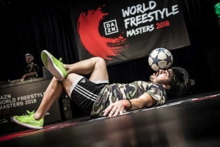 Pedro Oliver - Football Freestyle Act