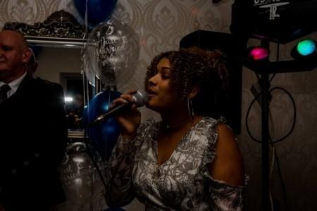 Jasmine Kerley - Female Singer
