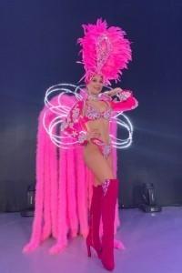Lara Belén Lignetti - Female Dancer