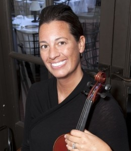 Brooksley Bishop Violinist - Violinist