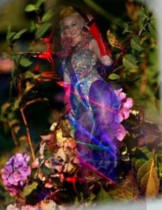 Lady MJ warrior image