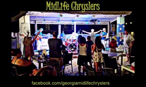 The Georgia Midlife Chryslers - Function / Party Band