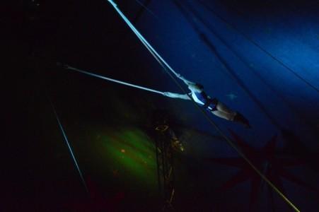 Bluehairedguurl - Aerialist / Acrobat