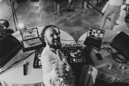Manuel Lupen - The Experience - Wedding DJ