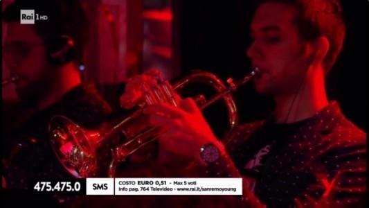 davide pianegonda - Trumpeter