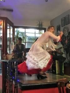 Marina Rodriguez Diaz-Regañon - Flamenco Dancer