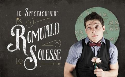 Romuald Solesse - Aerialist / Acrobat