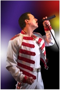 He Will Rock You - Freddie Mercury Tribute Act