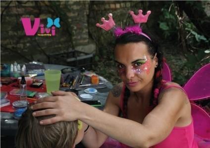 Vivifacepainting / Singer / Dancer - Face Painter