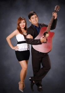 Hazel and Yang Duo - Guitar Singer
