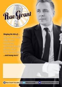Rae Grant - Male Singer