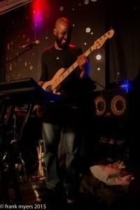 Darion Clark Alexander - Bass Guitarist