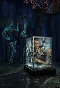 Los Angeles CA Magicians - Magician Curtis Lovell II - Escape Artist