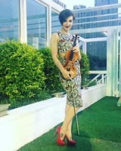 Sophie - Violinist