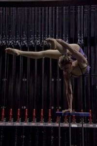 Irina Naumenko - Hand Balancer and Contortionist - Acrobalance / Adagio / Hand to Hand Act