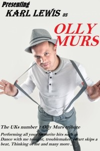 Almost olly - Olly Murs Tribute Act