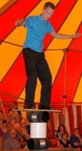 Chaz Thomas - Juggler