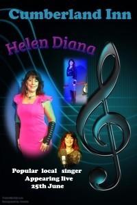 Helen Diana - Female Singer