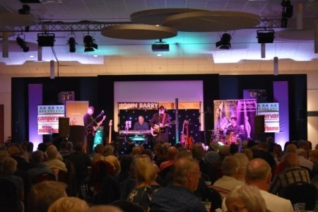John Barry - Johnny Cash Tribute Act
