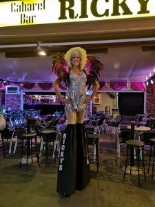 Amandah Hart - Drag Queen Act