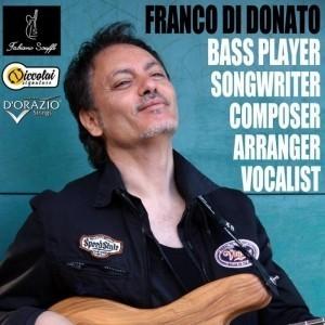 Franco Di Donato - Bass Guitarist