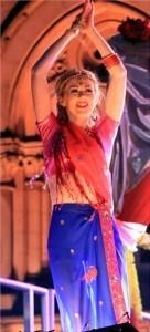 Rachael Fittes  - Female Dancer
