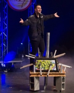 Neil Croswell - Stage Illusionist