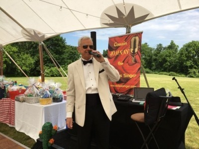 Johnny Cannella NY Sinatra Impersonator Singer/ Seniors Entertainment - Frank Sinatra Tribute Act