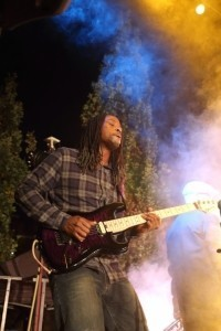 Nick Cole - Electric Guitarist