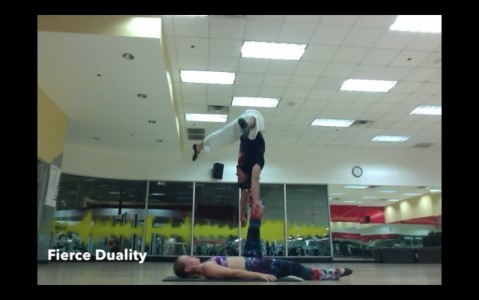 Fierce Duality - Acrobalance / Adagio / Hand to Hand Act