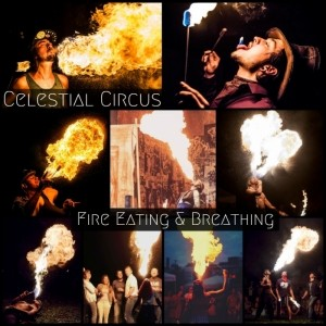 Celestial Circus Productions - Fire Performer