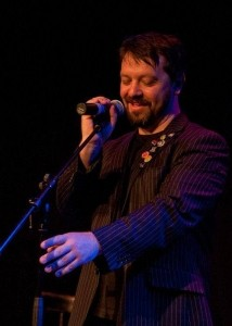 Rufus T Allan - Male Singer