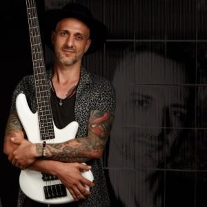 Craig Tyler - Bassist, Vocalist and Frontman - Bass Guitarist