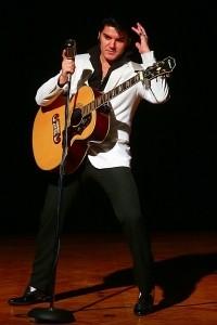 Eddy Popescu  - Elvis Tribute Act
