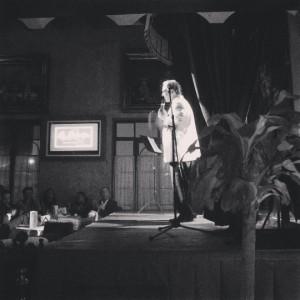 alberto barnet - Frank Sinatra Tribute Act