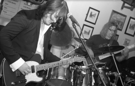 The Lewis Hamilton Band - Blues Band