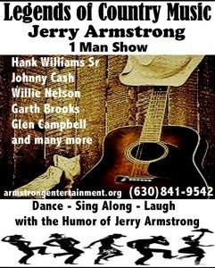 Jerry Armstrong -  - Rat Pack Tribute Act