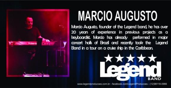 MARCIO - Brazilian Band