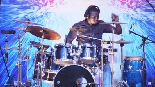 David Adepegba - Drummer