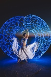 Mitra Hoop - Hula Hoop Performer