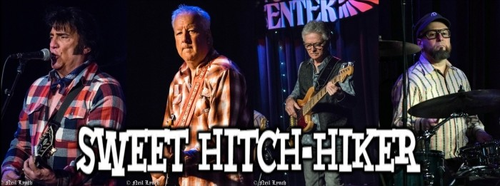Sweet Hitch-Hiker Creedence Clearwater Revival Tribute - Other Tribute Band