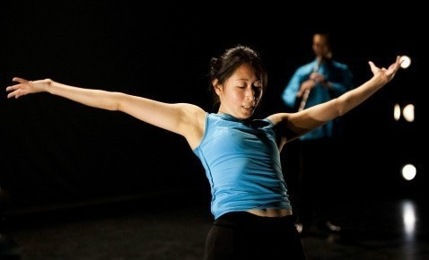 Yuyu Rau  - Female Dancer
