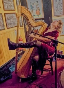 The Dangerous Harpist - Other Comedy Act