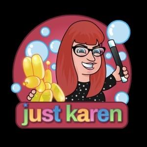 Just Karen - Bubble Performer