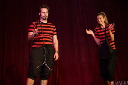 Michael Bauer and Autumn Kioti - Other Comedy Act