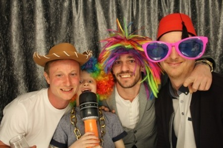 South Coast Pictures Ltd - Photo Booth