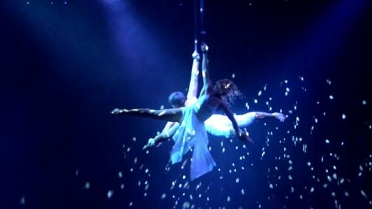 Molly & Victor - Aerialist / Acrobat